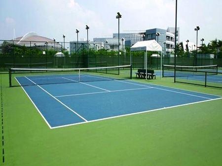 通化硅pu球场-大量供应品质好的硅pu球场