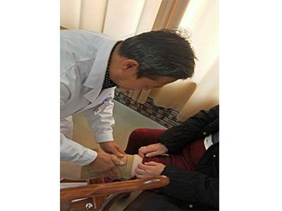 万祺福中医门诊康复理疗科