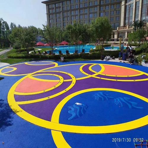 河北硅PU球场价格-新疆硅PU球场种类-新疆硅PU球场安装