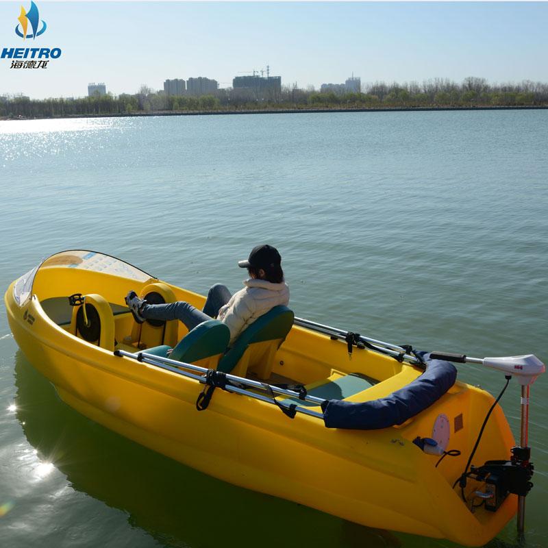 脚踏船,电动船,烟台海德龙厂家直销,一手货源