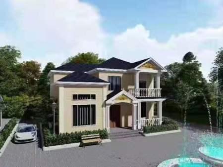 福州轻钢别墅房屋-轻钢结构房屋需要做基础吗-轻钢房屋做法