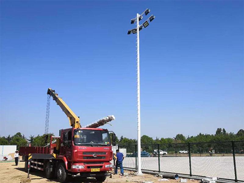 郑州高杆灯安装|专业供应郑州高杆灯