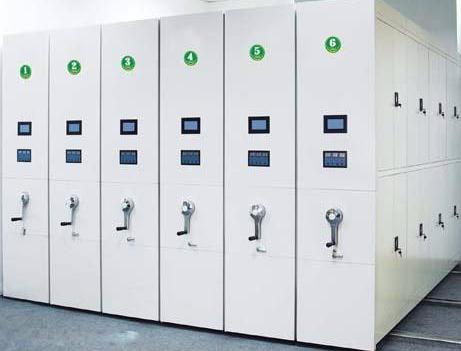 宁夏RFID智能档案柜|西宁档案管理服务生产厂家