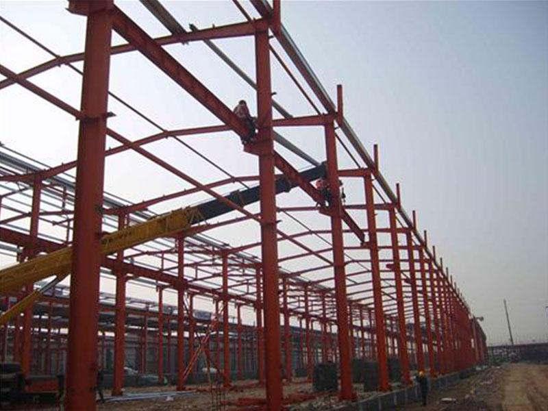 钢结构膜结构材料尚欣彩钢-龙岩批发钢结构膜结构材料