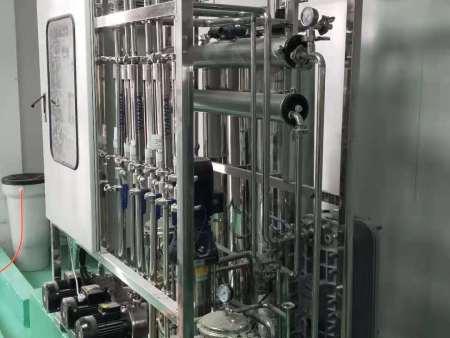 兰州水处理设备中纯净水设备是怎么进行保养的?
