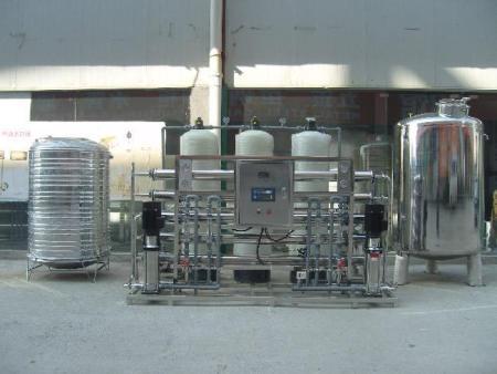 水处理设备漏水的问题该怎样解决?
