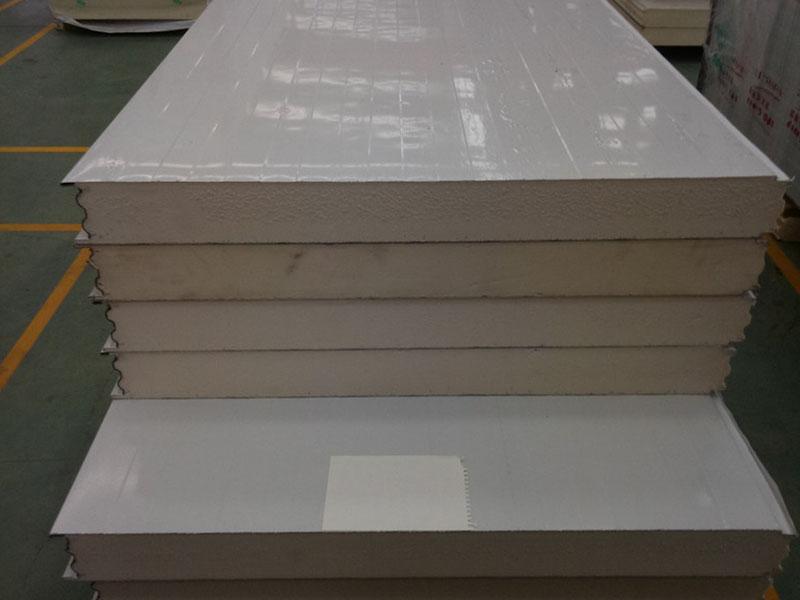 优良的冷库材料价格,聚氨酯封边岩棉板价格