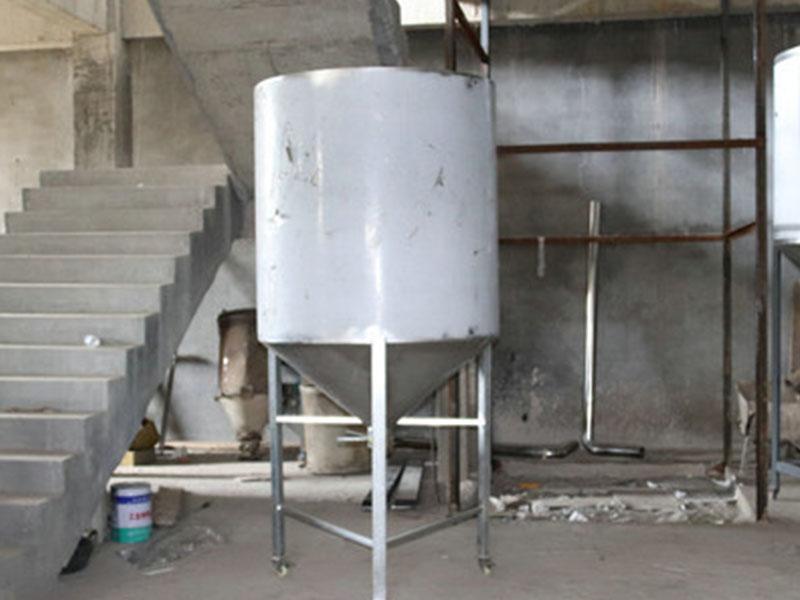哪里买优良不锈钢锥形桶 莆田不锈钢制品图片