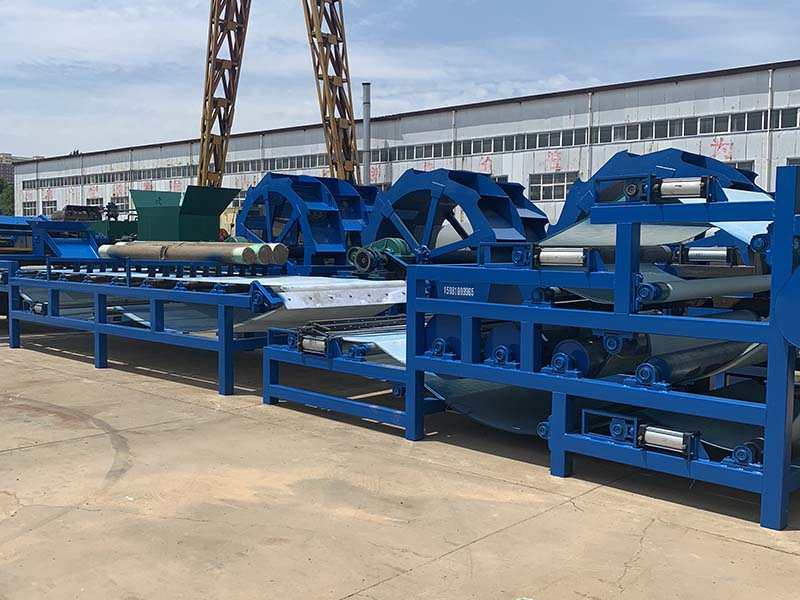 淮南帶式壓濾機廠家-全自動污泥脫水設備 昌鼎機械供應