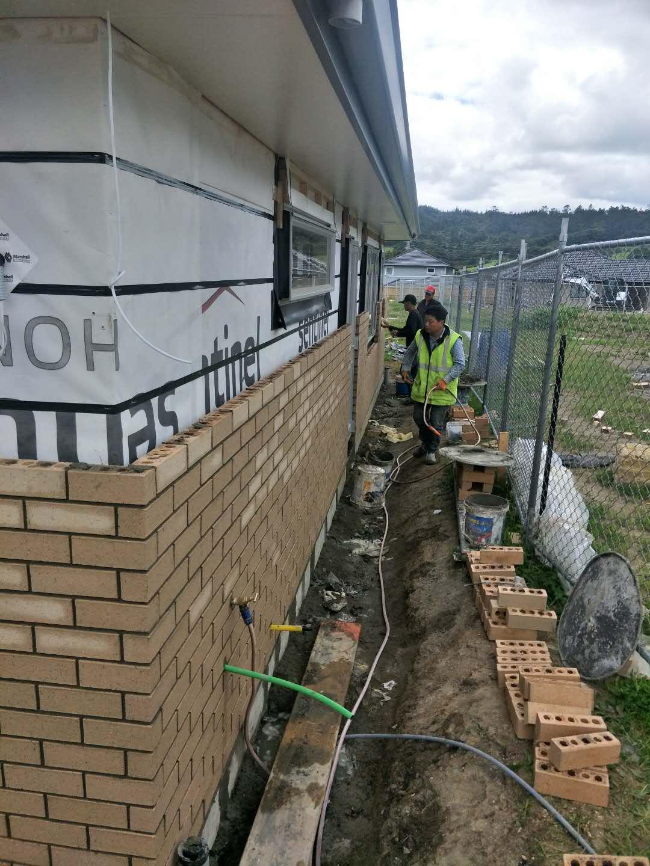 新西蘭高薪招聘砌磚工