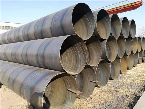 頂管工程用螺旋焊管廠家可以定制