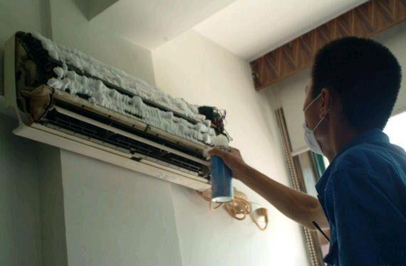 三星空调维修当然到西安优胜电器维修,雁塔区空调维修
