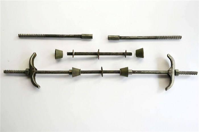 三段式止水螺杆有哪些优势【奕和螺杆】厂家带您了解