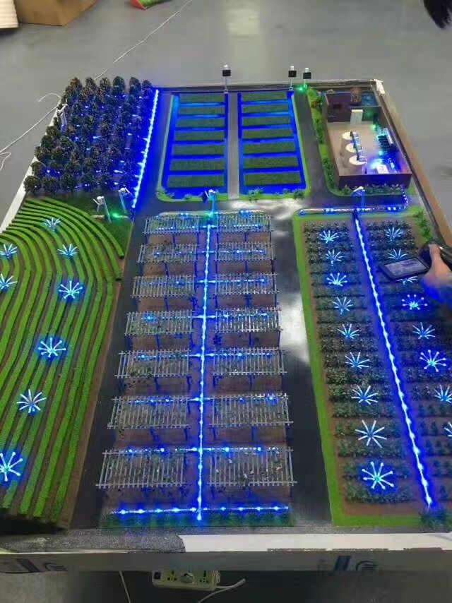 亳州沙盤模型制作公司蒙城商業沙盤制作公司渦陽場景沙盤制作公司