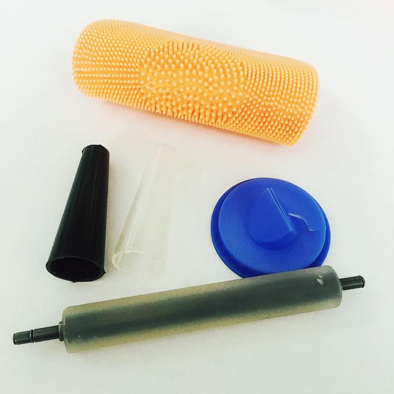 多色硅胶制品