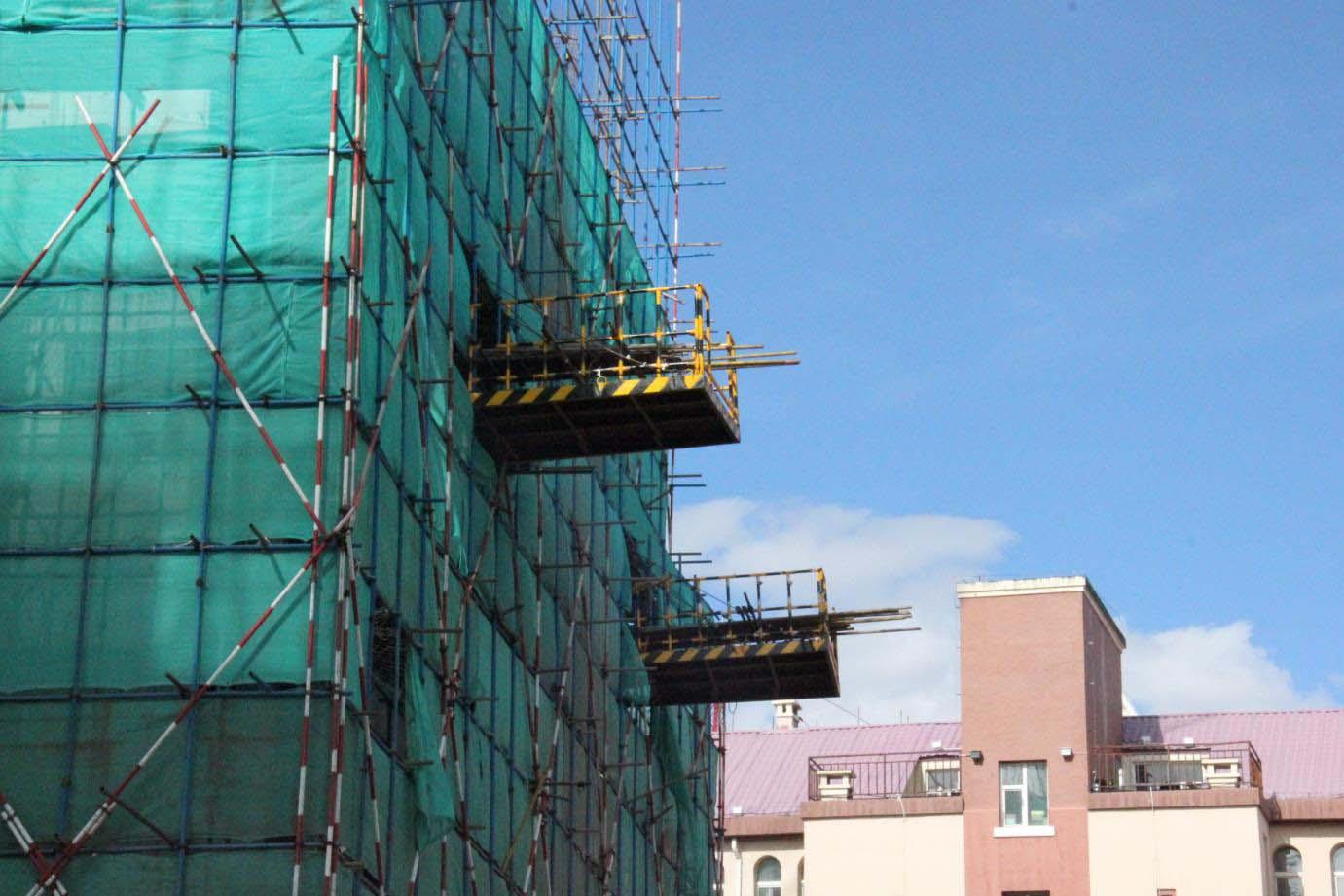 海拉尔防护棚厂-买呼伦贝尔钢结构就来呼伦贝尔华晟钢结构