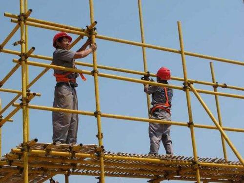 专业搭建脚手架/外墙排栅架/钢管架/竹架/半钢架/排山架