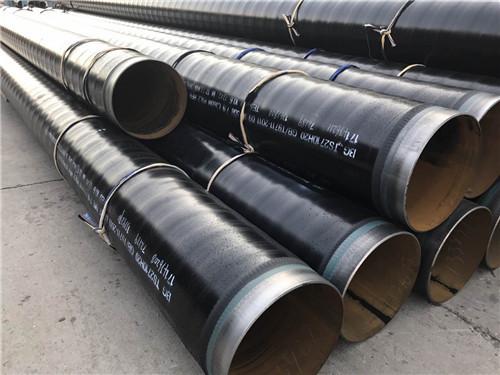 國標聚乙烯防腐螺旋鋼管價格拐點