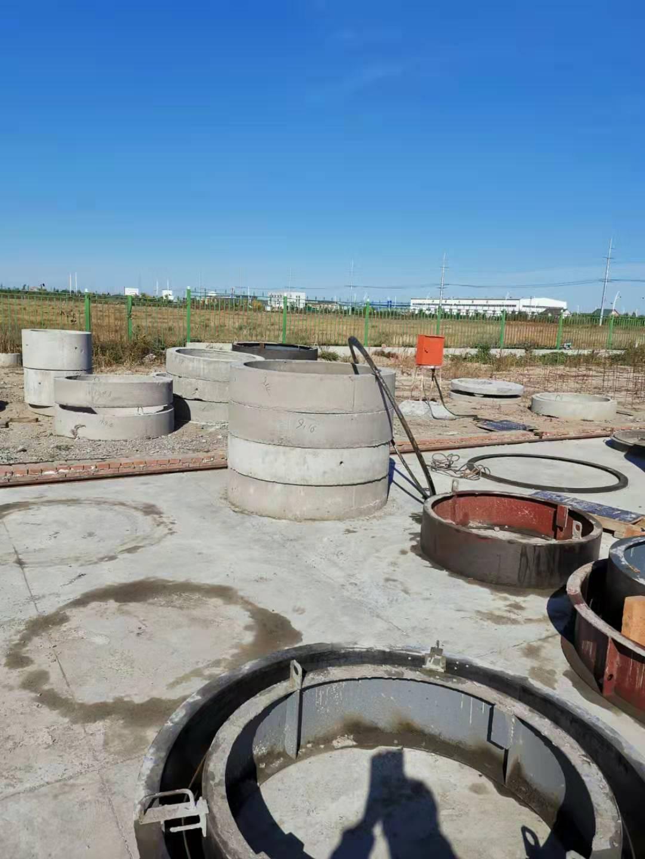 海拉爾檢查井公司-圓形收口式檢查井建造找呼倫貝爾華晟鋼結構