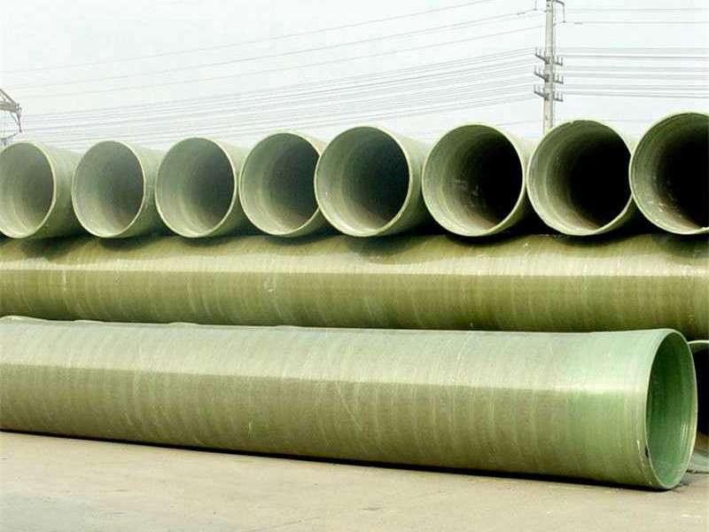 玻璃鋼管道_夾砂管_纏繞管_排水管道_通風管道