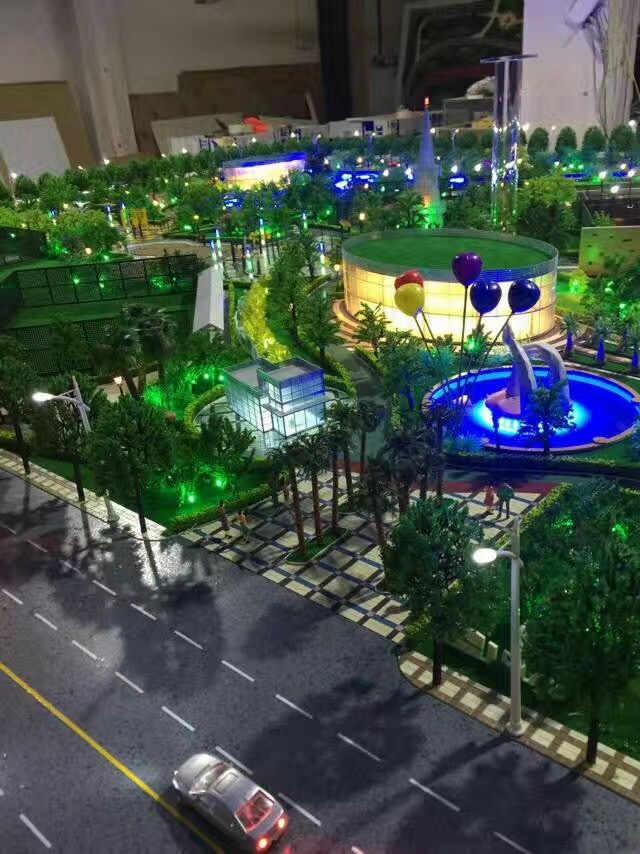 濟南商業沙盤制作公司青島工業模型制作公司淄博農業沙盤制作
