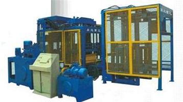 液壓磚機設備