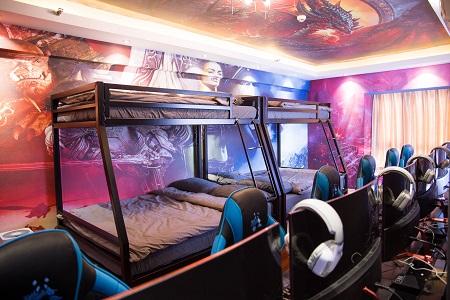 专业的电竞主题酒店加盟-鲨鱼酒店提供可靠的电竞主题酒店加盟