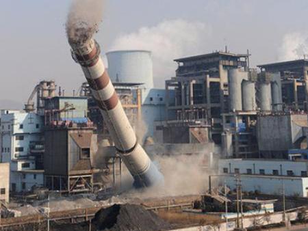 台州烟囱拆除 知名的浙江烟囱拆除推荐