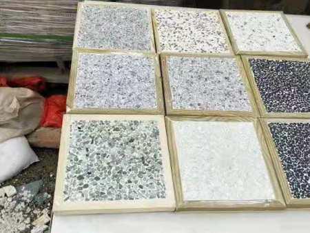 宁夏无机水磨石-通体无机水磨石-水泥基磨石和无机水磨石