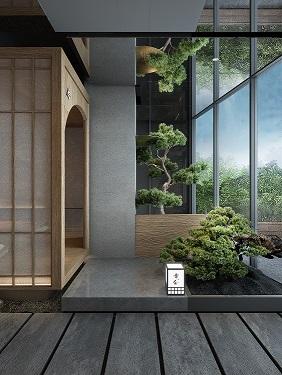 洗浴装饰-山东口碑好的餐厅设计推荐