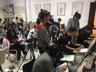 甘肃美术高考培训学校-哪里有美术培训
