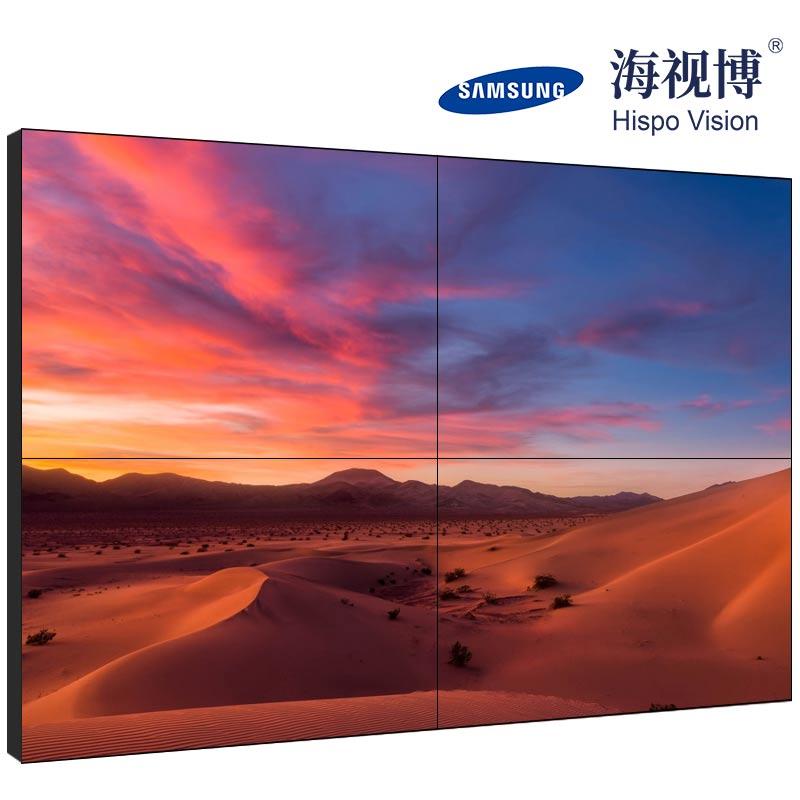 三星液晶拼接屏3.5拼缝13087685563监视器led屏