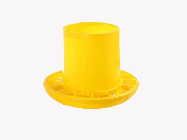 济南鸡鸭用料桶价格-山东好用的鸡鸭用料槽供应