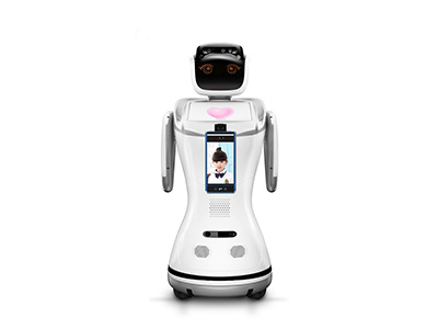 智能机器人集人脸识别和登记 哪里可以买到划算的体温检测智能机器人