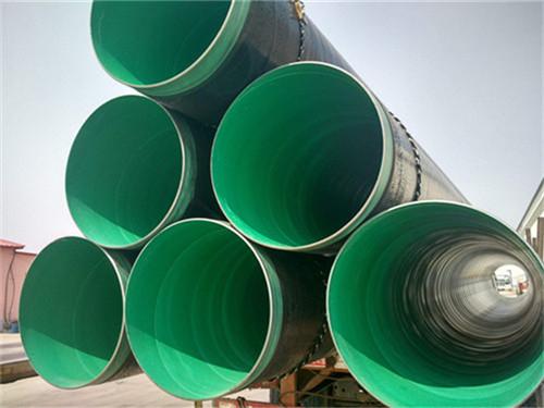 國標TPEP防腐鋼管的挑選與使用效果