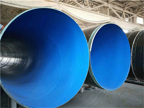 河南输水管道用TPEP防腐钢管别具匠心-河北价位合理的内外涂塑复合钢管哪里有卖