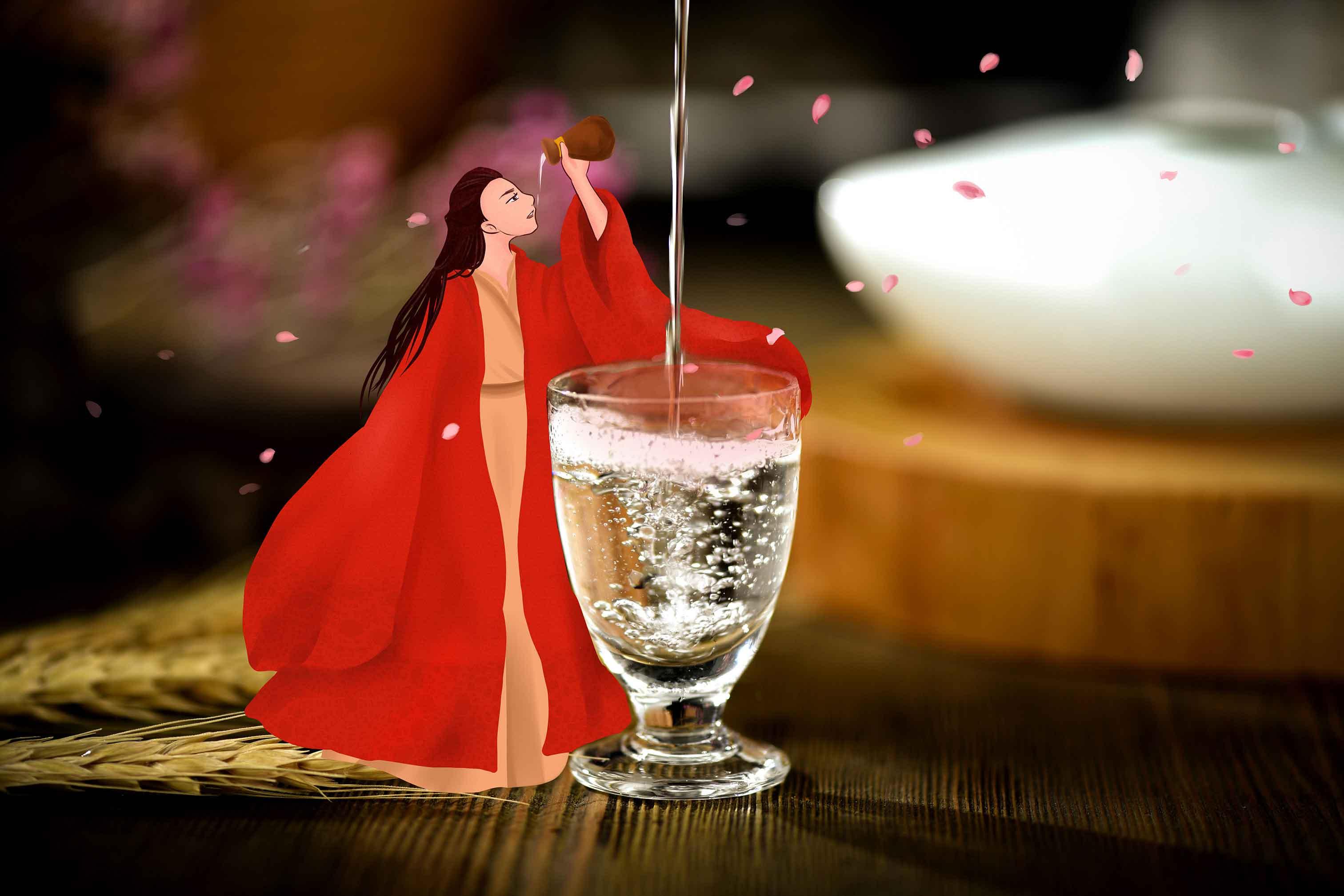 走进增嘉园,白酒六观(六)小米酒之意篇