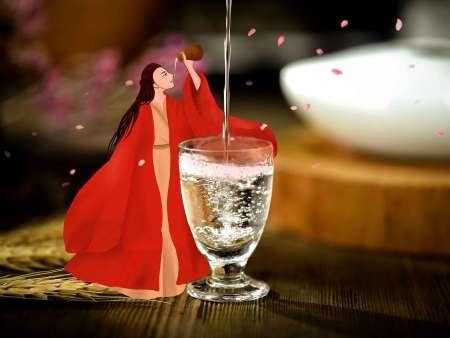 走�M☆增嘉�@,白酒六�^(六)小米酒之意篇