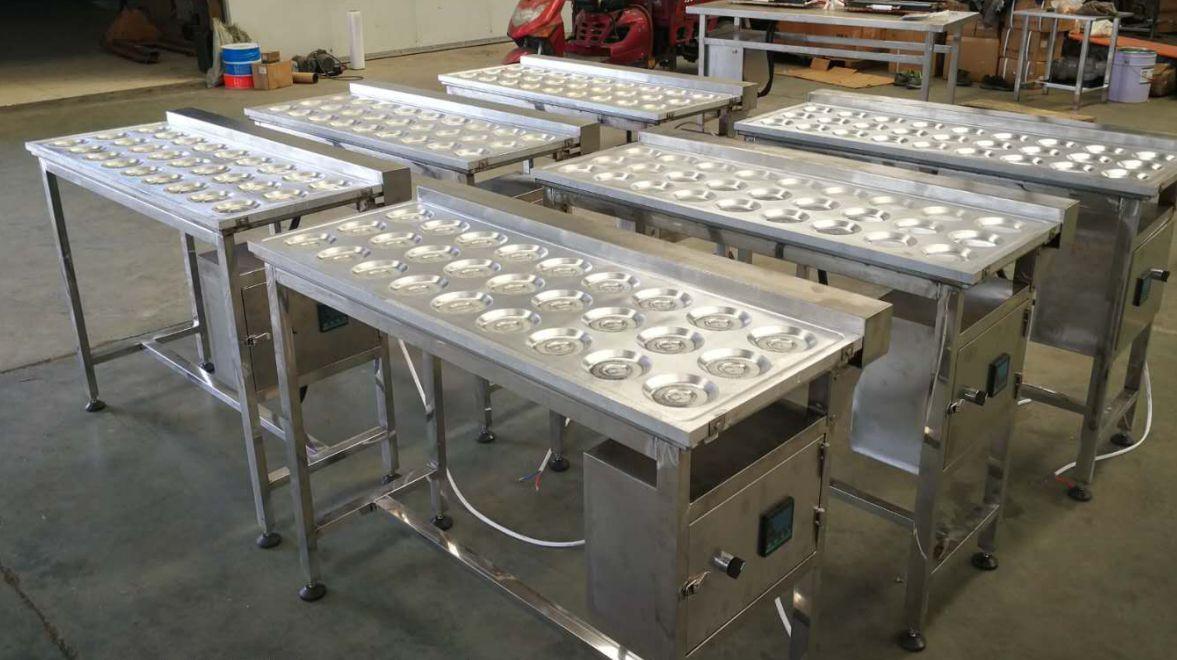 荷包蛋機多少錢-東北荷包蛋機廠家-東北荷包蛋機加工