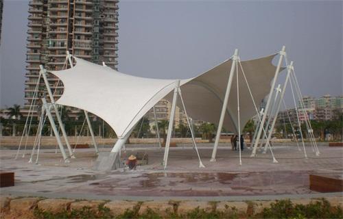索膜价格-安装膜结构冰雪场奥泰钢结构