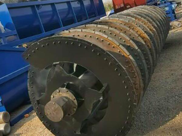 摩天轮洗沙机械供应-普凯煜泰环保机械提供专业螺旋洗沙机械