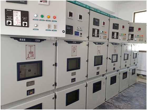 优质的高压配电柜|选兰州海川电气,质量优,服务好