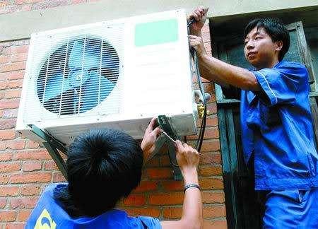 广西空调维修招生-空调家电维修清洗技术培训费用情况