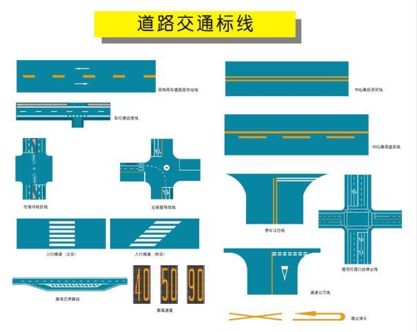 公路标志标线标牌-漯河公路标志标线-南阳公路标志标线