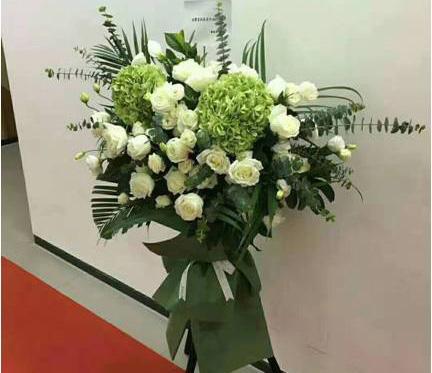 公司开业花篮预定-西安开业用花-西安开业鲜花