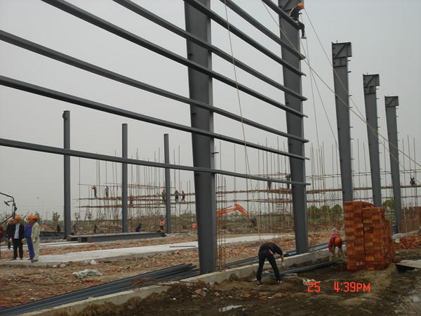镇江消防钢楼梯报价  镇江钢结构安装  镇江钢结构加工
