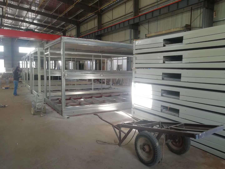 住人集装箱厂商-武汉住人集装箱找武汉众兴居集成房屋