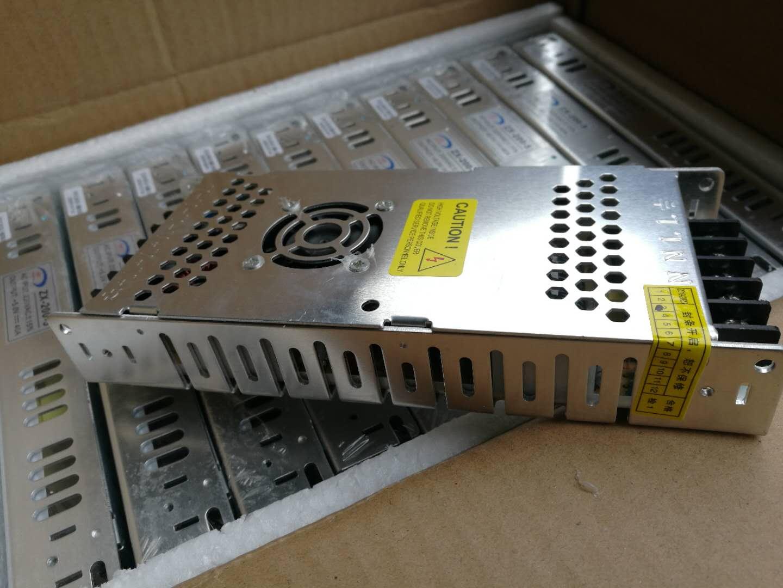 湖北LED顯示屏電源-可信賴的LED-5V 300W超薄電源品牌推薦