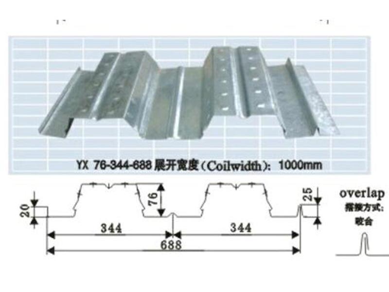 白銀樓承板-隴南鋼筋桁架樓承板-甘南鋼筋桁架樓承板