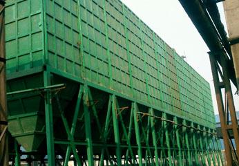 除塵器-除塵設備-單機-布袋-脈沖-袋式除塵器-環科環保設備